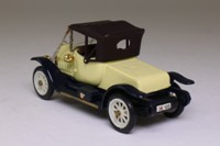 Rio #7; 1914 Fiat Zero; Closed Spyder, Cream & Black
