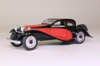 Rio 48; 1932 Bugatti Type 50 Coupe; Red & Black