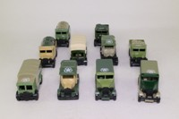 Corgi Classics 99728; The D-Day Collection; 10x Military Trucks; Operation Overlord 1944