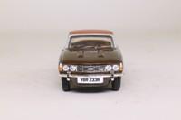 Vanguards VA06519; Rover P6; 3500 V8 VIP; Brasilia