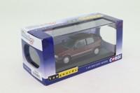 Vanguards VA13205B; 1989 Vauxhall Astra E; GTE 16v; Champion Bordeaux Red; Club Model