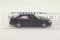 Minichamps 78-745604; 1997 Saab 9-5 Sedan; Dark Blue
