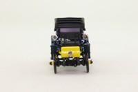 Dugu 11; 1899 Fiat 3.5 Hp Scoperta; Yellow