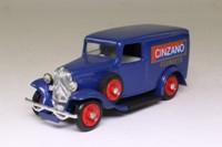 Eligor 1012; 1934 Citroen 500kg Camionette/Van; Cinzano