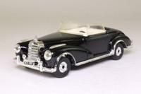 Corgi 805; 1956 Mercedes-Benz 300 SC; Open Top; Black