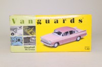 Vanguards VA06400; Vauxhall PA Cresta; Dusk Rose and Lilac Haze