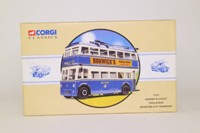 Corgi Classics 97871; Karrier W Trolleybus; Bradford Corporation; 24 Bingley