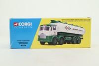 Corgi 24202; Leyland Mouthorgan Cab; 8 Wheel Rigid Elliptical Tanker, Power Petrol