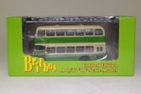 Britbus N6001; Guy Arab Mk IV/ Park Royal; Southdown: 12 Brighton Aquarium & Railway Station
