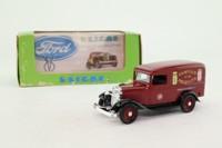 Eligor; 1934 Ford Model B V8 Panel Van; Crosse & Blackwell