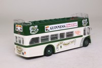 Corgi OOC 42002; Leyland PD3 Bus 'Queen Mary'; Open Top: Lallys of Galway; The Old Galway Tour