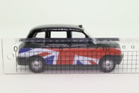 Corgi GS85909; LTI TX1 London Taxi Cab; Best of British