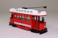 Corgi Classics C990/1; Single Deck Tram; Southampton Corporation Tramways