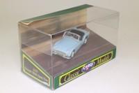 Corgi Classics D737/1; Triumph TR3a; Open Top; Iris Blue