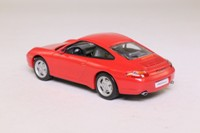 DeAgostini COD.005; 1997 Porsche Carrera Coupe; Red, 996