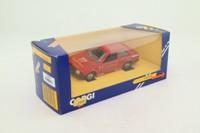 Corgi 612; 1980 Ford Escort MkIII; 1984 BTCC; Royal Mail; Richard Longman; RN77