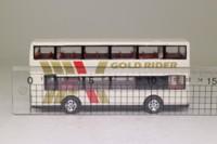 Corgi Classics 91700; Metrobus; Gold Rider; Rte X6 Huddersfield, Yorkshire Rider