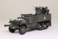 Atlas Editions 6690 003; Multiple Gun Motor Carriage M16; US Army