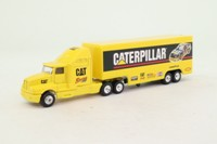 Matchbox Convoy; Kenworth Aerodyne Conventional; Superstar Trailer; Caterpillar Racing Team