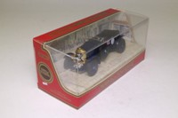 Models of Yesteryear Y-2/4; 1930 Bentley 4 1/2 litre; Deep Blue