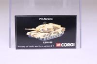 Corgi Classics CS90109; M1 Abrams Tank; The History of Tank Warfare