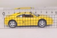 Hot Wheels 22177; 1994 Ferrari F355 Berlinetta; Yellow