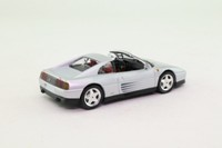 del Prado; Ferrari 348 TS Targa; Silver Metallic