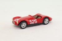 Top Model TMC077; Maserati A6GCS Fantuzzi; 1953 Mille Miglia 6th; Giletti & Bertocchi; RN525