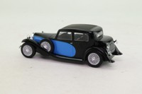 White Box WB123; Bugatti Type 57 Coupe Galibier; Black & Blue