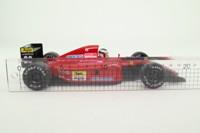 Tamiya 23002; Ferrari 643 Formula 1; 1991 German GP 6th; Jean Alesi; RN28