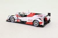 Spark TY11143NO6; Toyota TS050 Hybrid; 2016 24h Le Mans 2nd; Sarrazin, Conway, Kobayashi; RN6