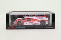 Spark S2374S; Toyota TS030 Hybrid; 2012 Launch Specification