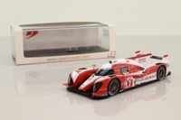 Spark SJ010; Toyota TS030 Hybrid; 2012 Presentation Car; Spa