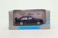 Minichamps 4001; Opel Omega; Evolution 500, Black Metallic