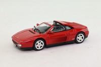 Bang/Box/ Best 8010; Ferrari 348 TS Spider; Stradale; Red