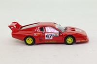 Brumm R213; Ferrari 512 BB; 1981 24h Le Mans; Pozzi & Francia; RN47