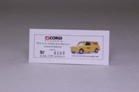 Corgi 96955; BMC Mini Van; Corgi Collector Club 1994