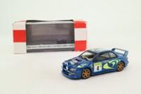 Starter; Subaru Impreza WRC; 1997 Monte Carlo Rally 1st; Liatti & Pons; RN4