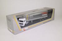 Corgi Small Scale C1231; Volvo Globetrotter Artic; Box Trailer, Bosch Platinum