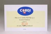 Corgi Classics 97970; Foden FG; 8 Wheel Rigid Elliptical Tanker: Regent