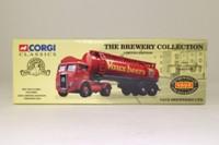 Corgi Classics 27901; Atkinson; Articulated Tanker; Vaux Beers
