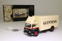 Corgi Classics 22706; Bedford TK; 4 Wheel Box Van with Wind Deflector; Guinness