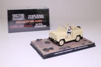 James Bond Land Rover Lightweight; The Living Daylights; Universal Hobbies