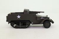 Atlas Editions 6690 032; White M3 Half Track; 75mm Cannon