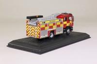 Atlas Editions 414 4110; MAN Pump Ladder Fire Engine; Fire & Rescue