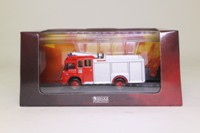 Atlas Editions 414 4112; Bedford TK Fire Appliance; Llanidloes