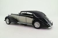 Franklin Mint; 1939 Maybach Zeppelin; Black