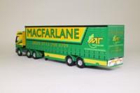 Corgi 75602; Renault Premium Artic (1:50); Curtainside, MacFarlane Transport of Leeds