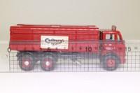 Corgi Classics 23501; Leyland Mouthorgan Cab; 6 Wheel Bulk Tipper, Cadbury