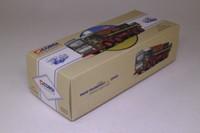 Corgi Classics 97931; AEC Ergomatic Cab; 8 Wheel Rigid Flatbed With Chains, Crates & Barrels Load, Greenall Whitley